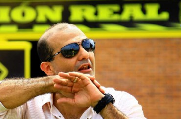 """Fuad Abufele: """"No vamos hacer contrataciones a lo loco este torneo"""""""