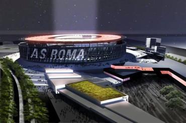 La Roma ya tiene encargado su nuevo estadio