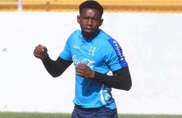 """Jhonny Palacios: """"Pinto nos dijo que quiere ganar la Copa Oro"""""""