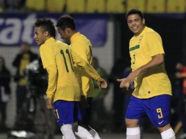 Ronaldo critica la actitud de Neymar en la Copa América 2015