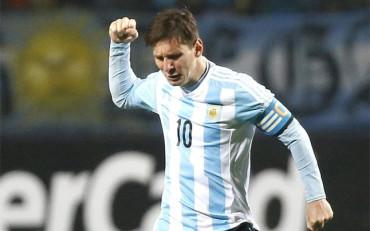 """Messi: """"No se porque me cuesta hacer un gol con Argentina"""""""