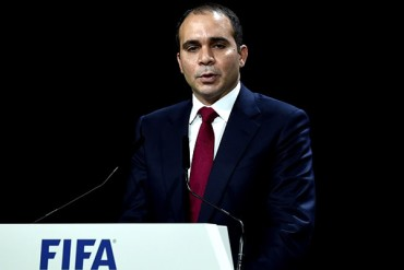 Príncipe Ali de Jordania será de nuevo candidato en FIFA