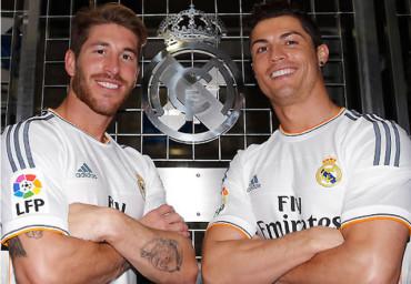 Cristiano Ronaldo quiere que Ramos siga en el Real Madrid