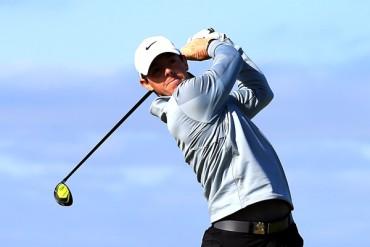 Rory McIlroy, principal atracción en el U.S. Open de golf