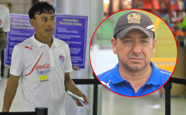 "Javier Portillo: ""Mi salida de Olimpia fue culpa de Osman Madrid"""