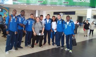 Sub-17 de Honduras ya esta en Ecuador para disputar Copa Mitad del Mundo