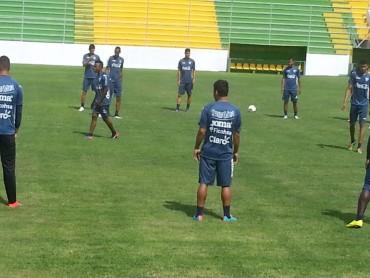 Selección Sub-23 preparada para enfrentar al El Salvador