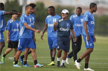 Jorge Luis Pinto adelanta que Honduras saldrá a ganar ante Panamá