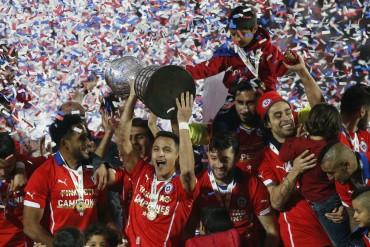 Dime qué se siente: ¡Chile es campeón!