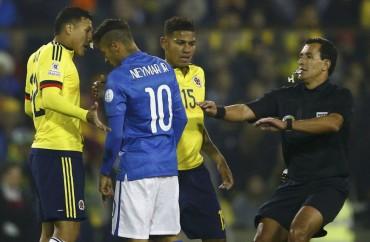 Neymar cumplirá su sanción en las eliminatorias para el Mundial