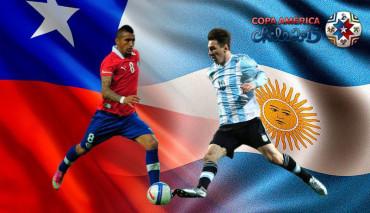 Chile-Argentina, tendrán una final de Poder a Poder