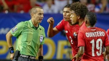 Árbitro Mark Geiger, aceptó su error en juego México-Panamá