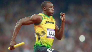 Usain Bolt se olvida de las comidas rápidas y se pasa a las verduras