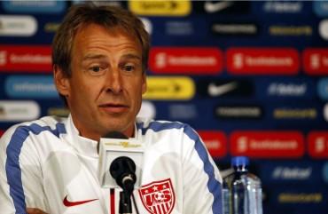 """Jürgen Klinsmann: """"Es crucial vencer a Honduras"""""""