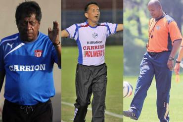 Entrenadores nacionales remarcaron apoyar al DT Jorge Luis Pinto