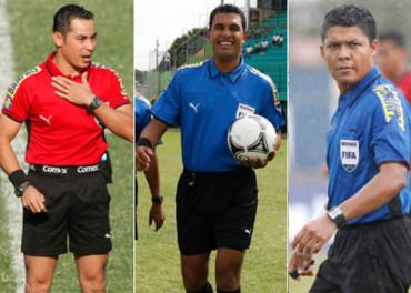 Árbitros Hondureños estará presente en la Copa Oro