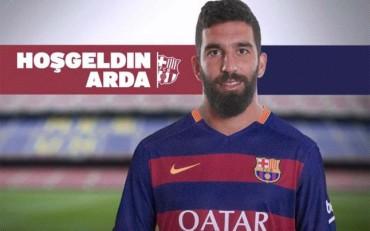 Oficial: Arda Turan, nuevo jugador del Barça