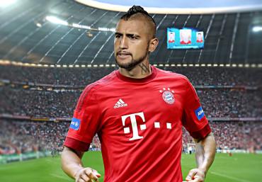 El 'Rey' Arturo jugará con el Bayern Munich
