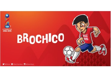 'Brochico', mascota de Mundial Sub-17