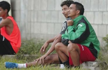 """Mario Berríos: """"Todos tenemos que estar comprometido con el equipo"""""""