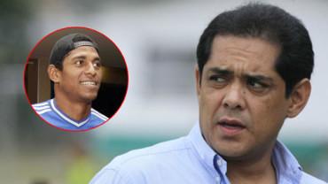 """Rolando Peña: """"Con Costly Costly se habló, no lo vamos a negar"""""""