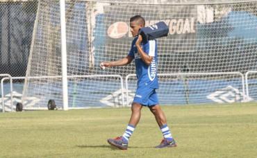 Luis Garrido se unió al equipo Hondureño en Dallas