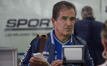 """Jorge Luis Pinto: """"Vamos por el primer lugar en la Copa Oro"""""""