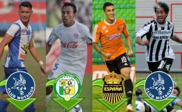 El mercado de piernas para el torneo Apertura 2015 de Honduras