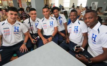 Fenafuth no les han pagado los viatico a jugadores de la Sub-20 de Honduras