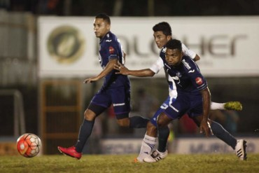 Motagua empata ante el Lepaera FC en partido amistoso