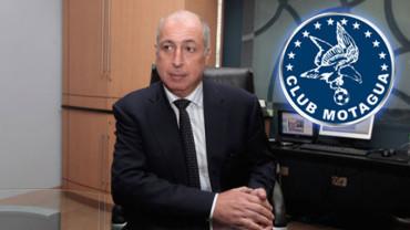 Oficial: Eddy Átala será el nuevo presidente del Motagua