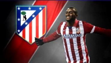 El Atlético de Madrid hace oficial el fichaje de Jackson Martinez