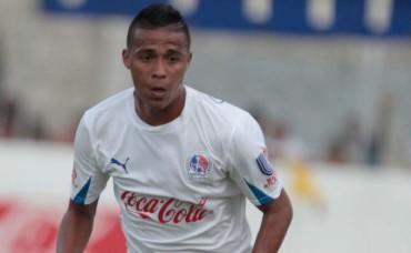 Fredixon Elvir fue cedido al club Honduras Progreso