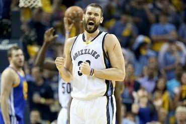 Marc Gasol seguirá jugando con los Memphis Grizzlies