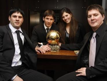 El hermano de Messi estalla en Twitter