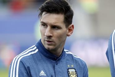 Messi analiza dejar la Selección un tiempo