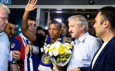 El portugués Nani ficha por el Fenerbahce turco