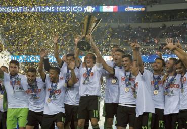 México conquista la Copa Oro sin mucho brillo