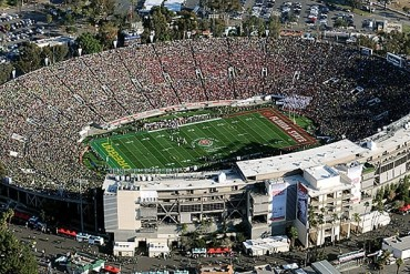 Confirmaron Rose Bowl para Final EE.UU-México
