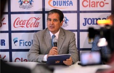 Pinto, decidirá la próxima semana si continúa como técnico de la Sub 23