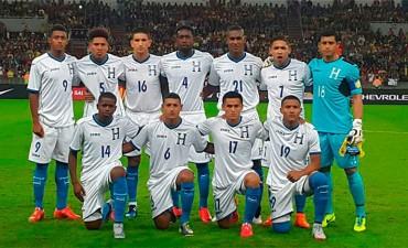 Honduras cayó cinco escalones en el ranking de la FIFA
