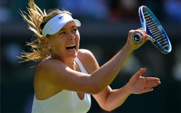 Sharapova impone su ley y estará en tercera ronda de Wimbledon