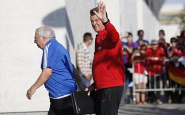 """Van Gaal: """"Luis Enrique fue un jugador fantástico para mí"""""""