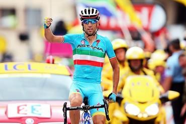 Nibali conquistó sin probelmas la 19va etapa