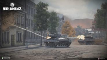 World of Tanks ya está también disponible para Xbox One