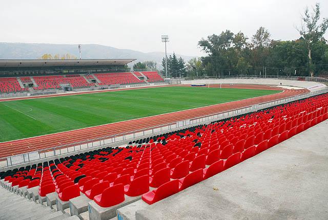 Estadios donde debutará la Sub-17 de Honduras en Mundial de Chile