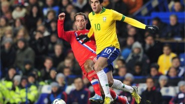 Dunga convoca a Neymar y Kaká