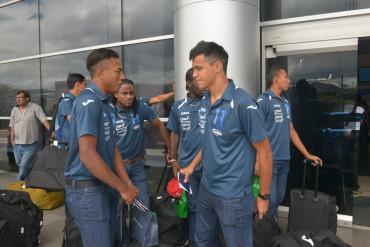 Selección Sub-23 viajó a Guatemala por su pase al Preolímpico