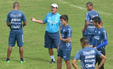"""Jorge Luis Pinto: """"Me gusta mucho el grupo que nos toco en el Preolímpico"""""""