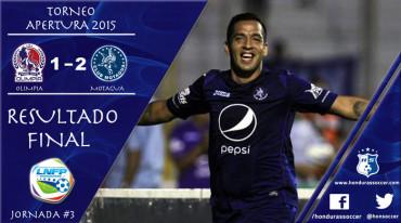 Motagua se queda con el Súper Clásico Nacional al derrotar al Olimpia